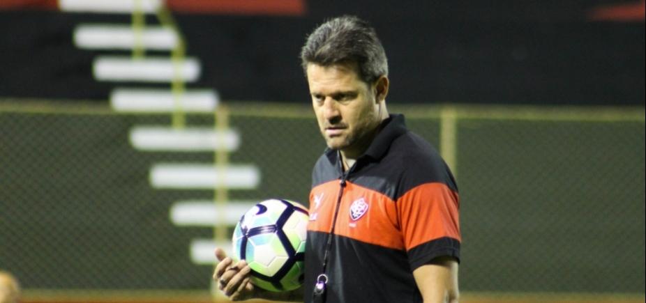 [Diretoria do Vitória desconhece proposta do Inter por Argel Fucks]