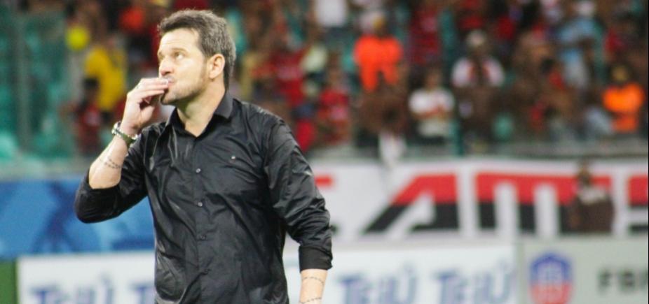 ['Podíamos jogar a noite toda que não iríamos fazer o gol', diz Argel após derrota]