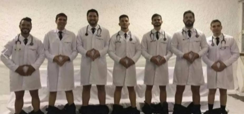 [Estudantes de medicina publicam carta aberta após polêmica com foto]