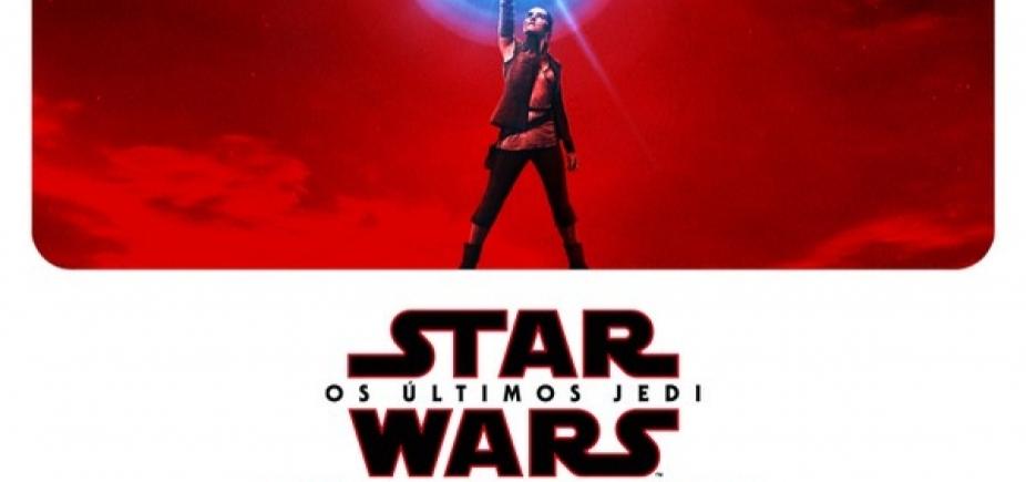 ['Star Wars: Os últimos Jedi' ganha primeiro teaser e pôster; assista]