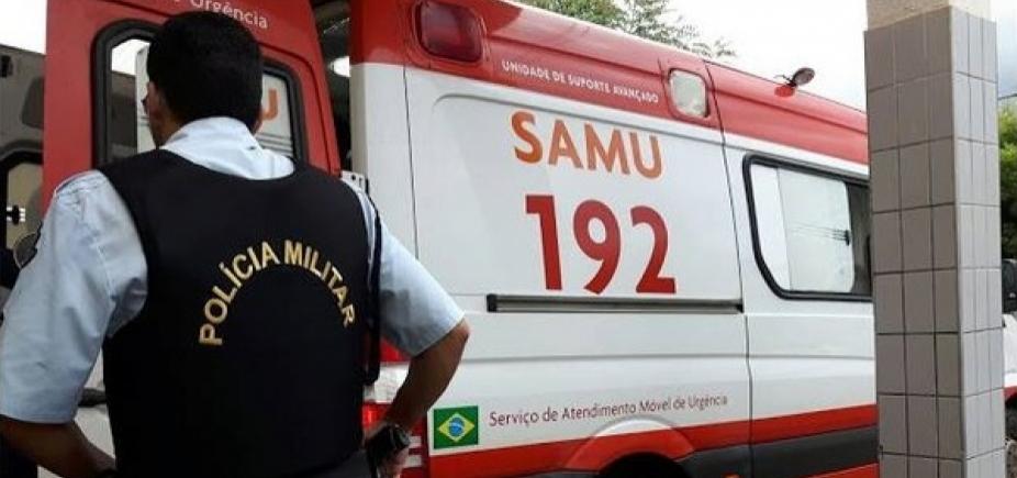 [Raio mata mulher e criança, além de deixar outras 20 pessoas feridas no Ceará]