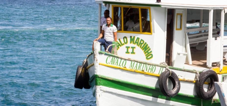 [Passageiros encontram embarque imediato nas travessias de Mar Grande e Morro de São Paulo, diz Astramab]
