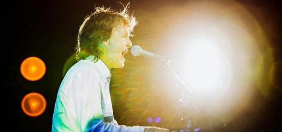 [Paul McCartney fará show inédito em Salvador no mês de outubro]