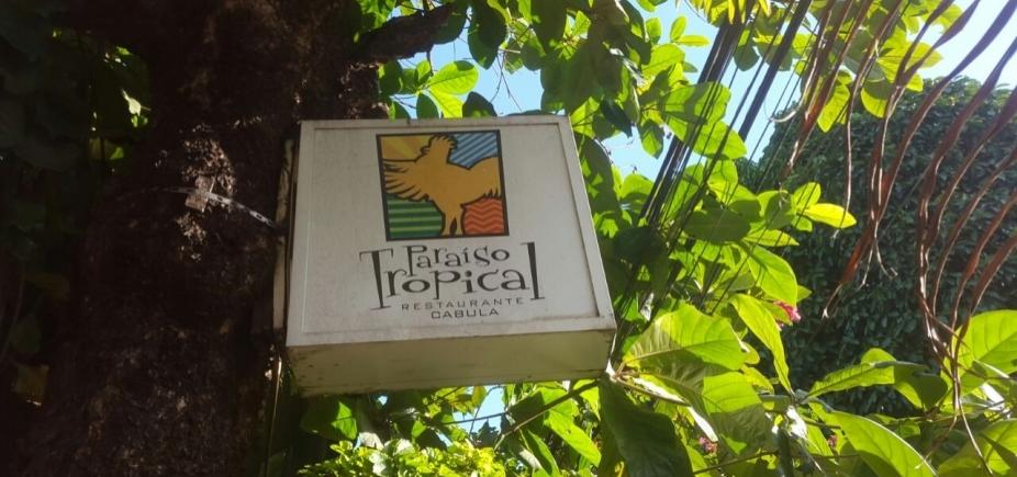 [Sumiço de jovem no quintal do restaurante Paraíso Tropical causa revolta]