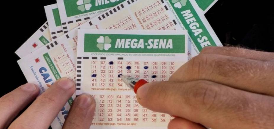 [Mega-Sena: sorteio desta quarta pode pagar prêmio de R$ 75 milhões]