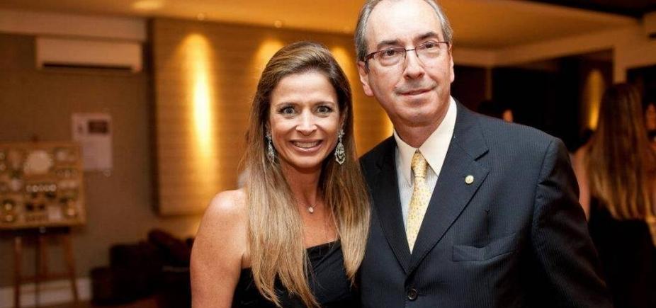 [MPF pede prisão para mulher de Eduardo Cunha por lavagem de dinheiro]