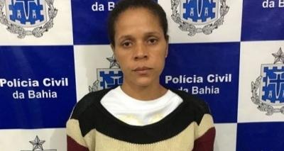 Suspeita de assaltar agência do Banco do Brasil é presa interior da Bahia