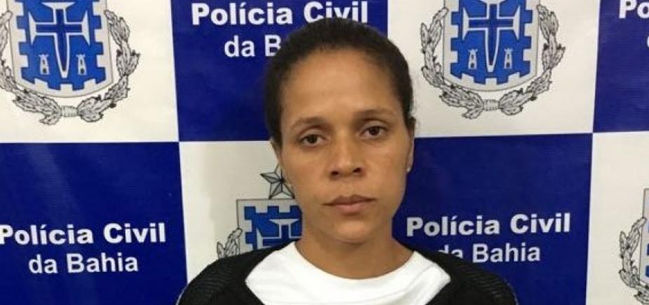 [Suspeita de assaltar agência do Banco do Brasil é presa interior da Bahia]