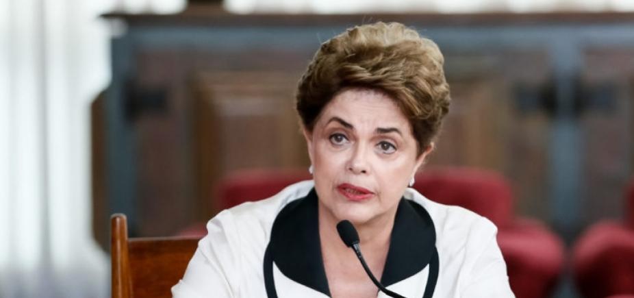 [Dilma diz que nunca autorizou caixa 2 em suas campanhas eleitorais]