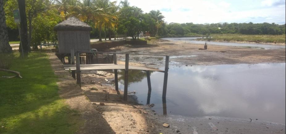 """[Oposição critica municipalização da água em Mata de São João: """"Elemento político""""]"""