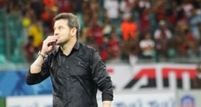 Argel ignora eliminação do Vitória da Copa do Brasil: 'Saímos fortalecidos'