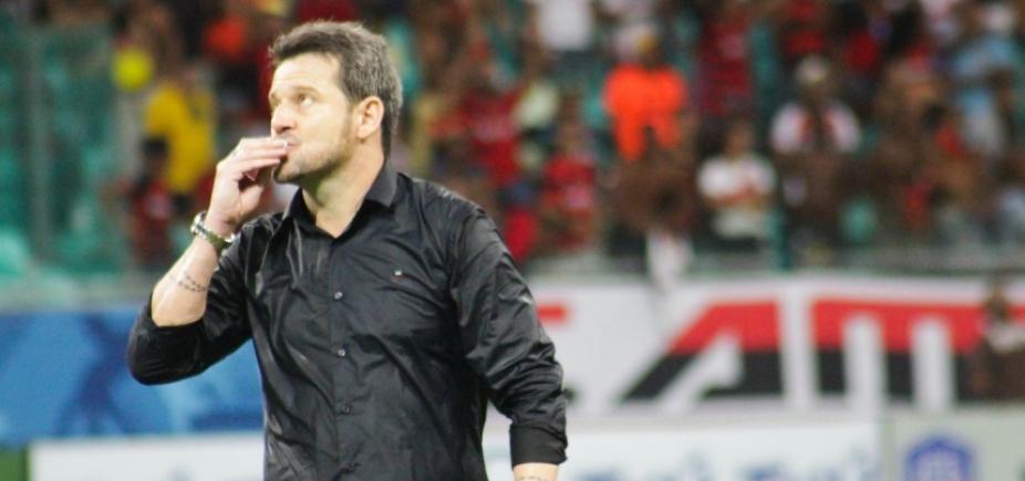 [Argel ignora eliminação do Vitória da Copa do Brasil: \'Saímos fortalecidos\']