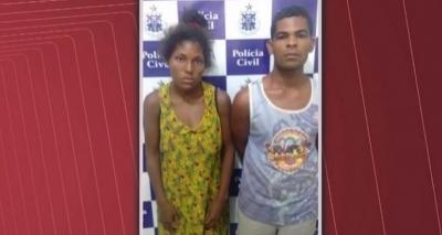 Pais são presos suspeitos de asfixiar bebê de dois meses em Itamaraju