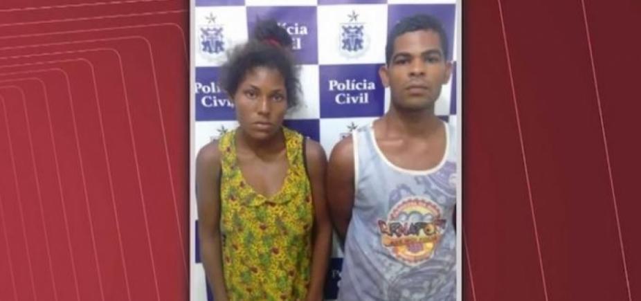 [Pais são presos suspeitos de asfixiar bebê de dois meses em Itamaraju]