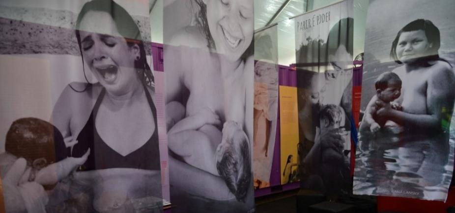 [Unicef lança campanha para alertar a importância do trabalho de parto espontâneo ]