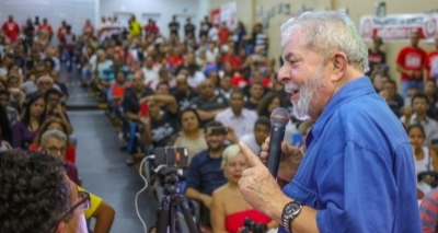 Lula é o presidenciável com maior potencial de votos, diz Ibope