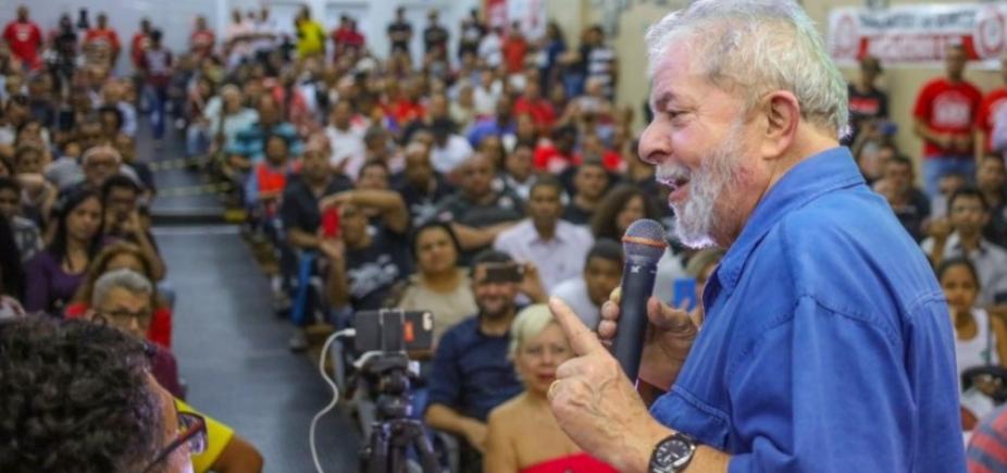[Lula é o presidenciável com maior potencial de votos, diz Ibope]