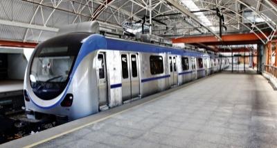 Linha 2 do metrô entre Pituaçu e Rodoviária começa a ser testada
