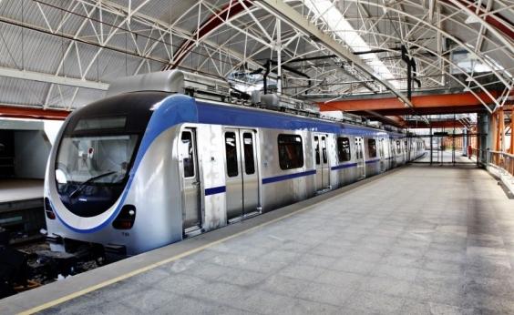 Resultado de imagem para Linha 2 do metrô entre Pituaçu e Rodoviária começa a ser testada
