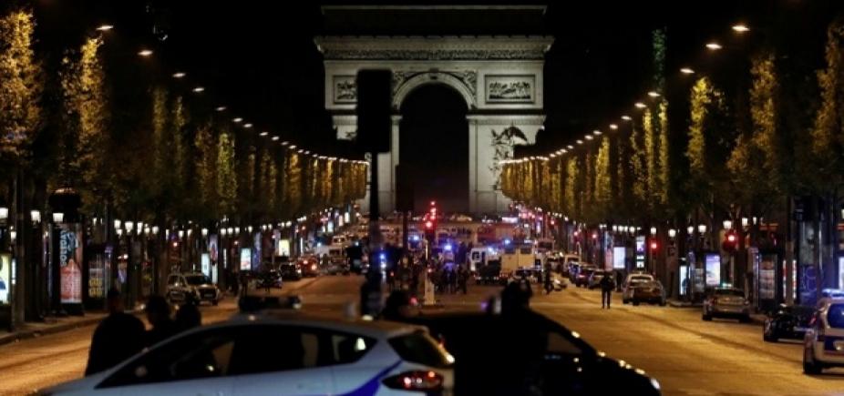 [Atirador de atentado em Paris foi detido em fevereiro por ameaças contra a Polícia]