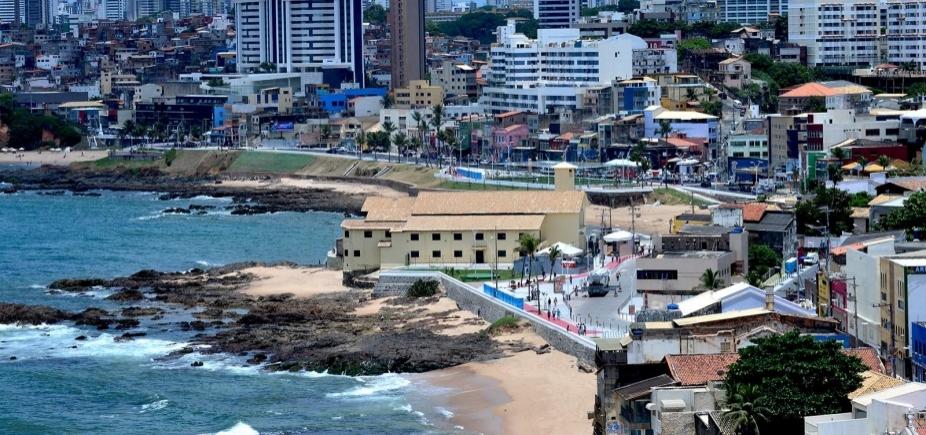 [Salvador tem 15 praias impróprias para banho neste fim de semana; veja lista]