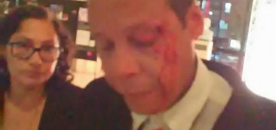 [Segurança do TCA é agredido após exigir carteira de estudante na entrada do teatro]