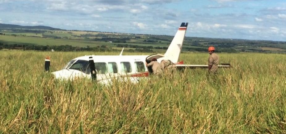 [Pane seca causou queda de avião com Huck e Angélica, diz relatório da Aeronáutica]