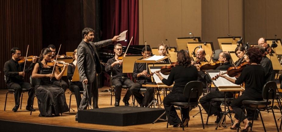 [Orquestra Sinfônica da Bahia comemora 35 anos com 192% de aumento de público]