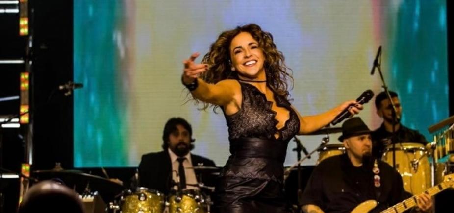 [Única representando o Brasil, Daniela Mercury recebe dois prêmios nos EUA]