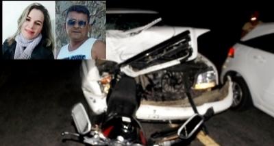 Cansanção: Batida entre moto e caminhonete deixa dois mortos na BA-381