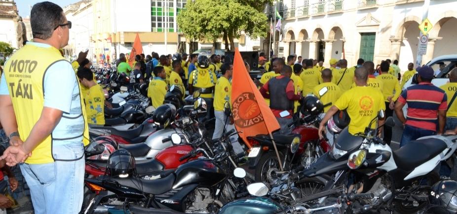 [Prefeitura lança edital de credenciamento para mototaxistas]