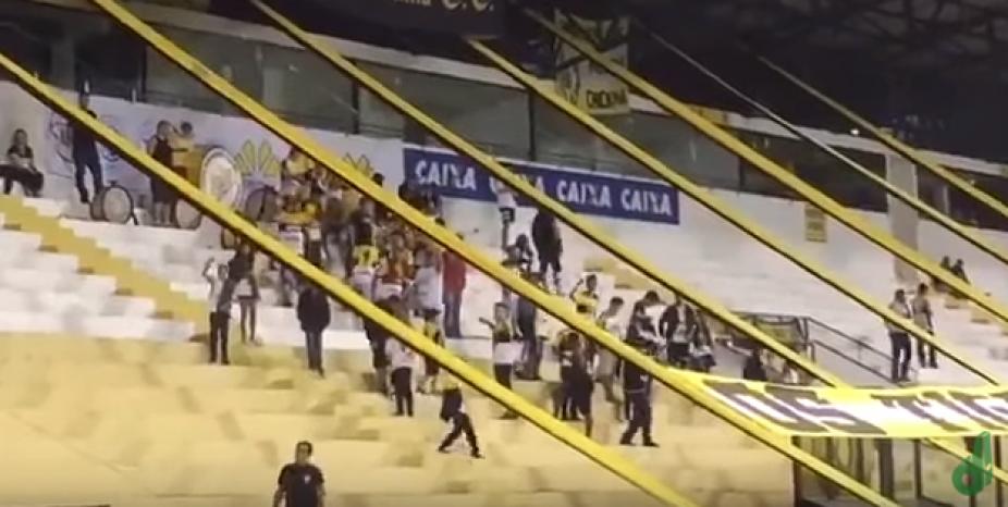 [Diretoria do Criciúma suspende torcida organizada após provocação contra a Chape]