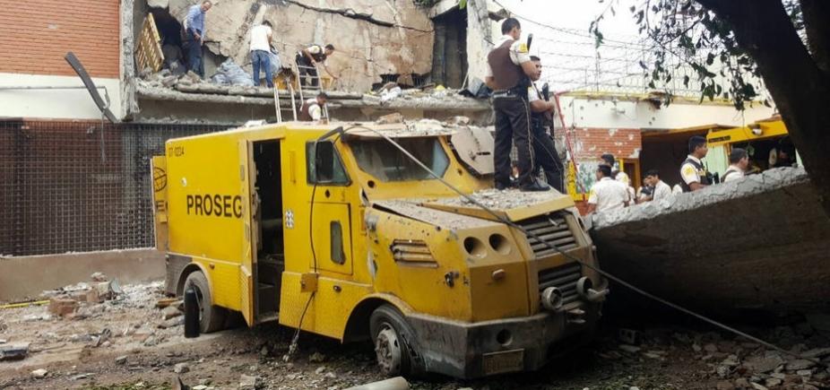 [PRF prende suspeito de envolvimento em assalto milionário no Paraguai]