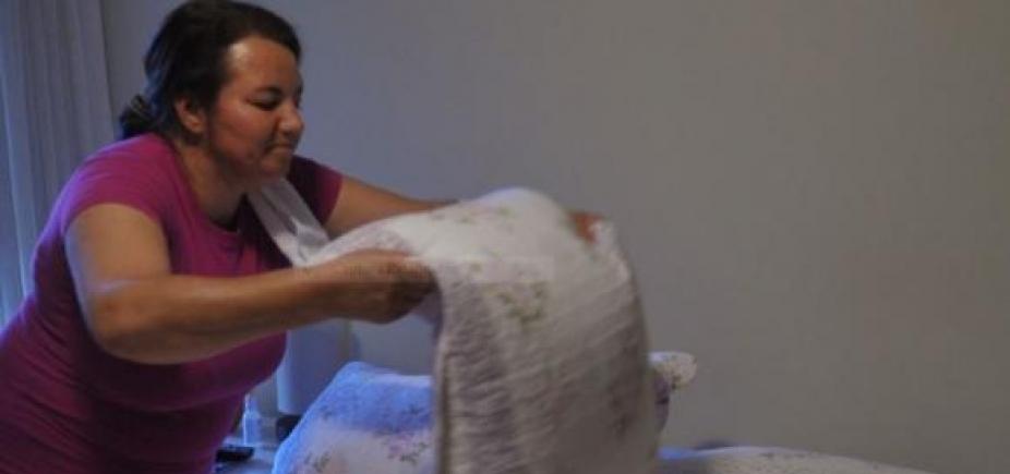 [Evento promovido pela secretaria do Trabalho oferece orientações a trabalhadores domésticos]