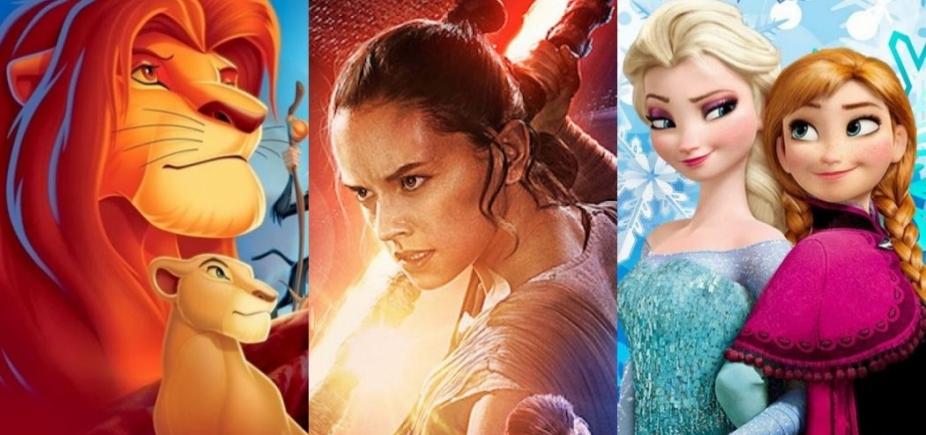 [Disney divulga data de estreia de 'Star Wars: Episódio 9', 'Frozen 2' e 'Rei Leão']