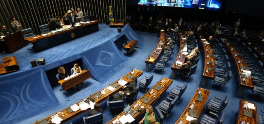 [Comissão do Senado aprova fim do foro privilegiado para políticos]