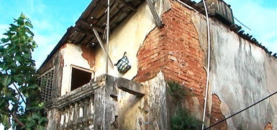 [Ipac quer tornar obrigatória a manutenção de casarões antigos por parte dos proprietários]