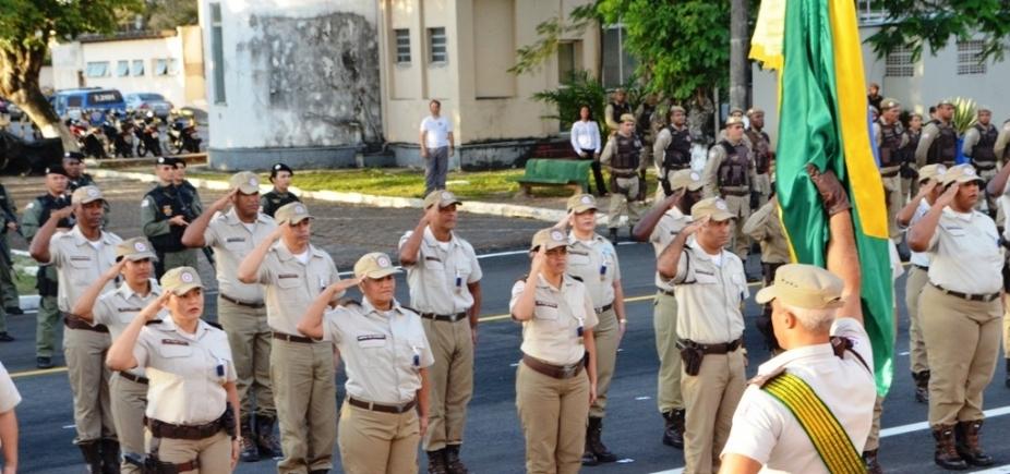 [Polícia Militar desmente boato de que vai aderir à paralisação nacional desta sexta]