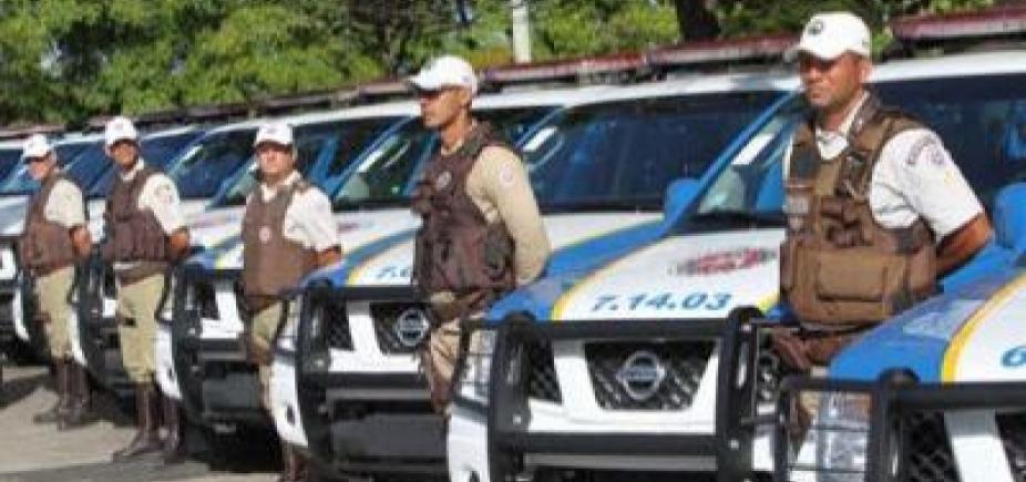 """[Polícia Militar inicia operação """"Dia do Trabalho"""" nas rodovias estaduais ]"""