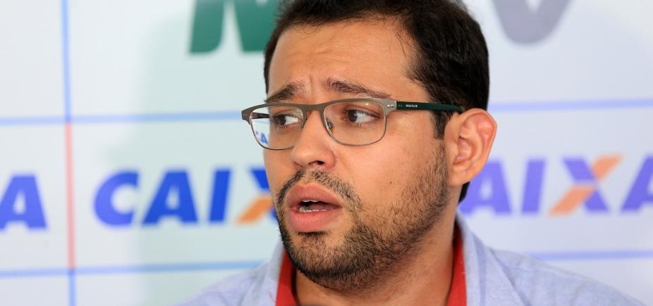 [Vice-presidente do Bahia detona arbitragem no Ba-Vi: \'Somos sistematicamente prejudicados\']