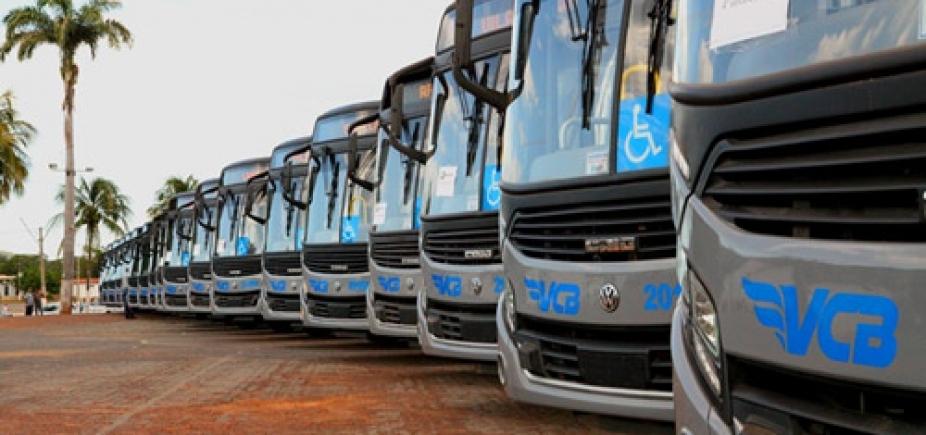 [Apesar de greve geral, comércio e ônibus operam normalmente em Barreiras ]