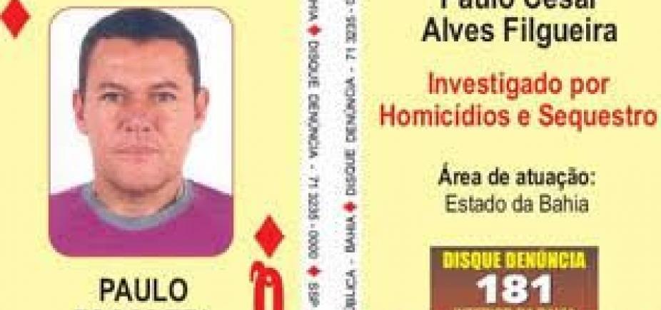 [Suspeito de participar do maior assalto do Paraguai e roubos a banco na Bahia é preso]