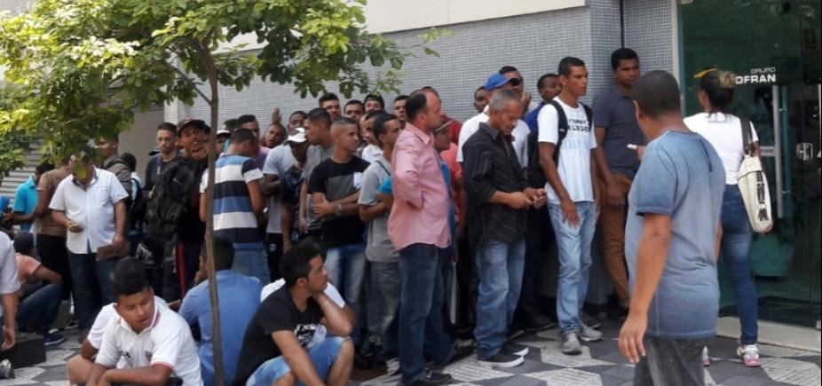 [Brasil atinge marca histórica de 14,2 milhões de desempregados em março ]