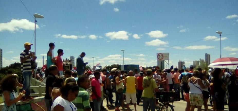 [Manifestações são encerradas na maior parte da Bahia, diz PM]