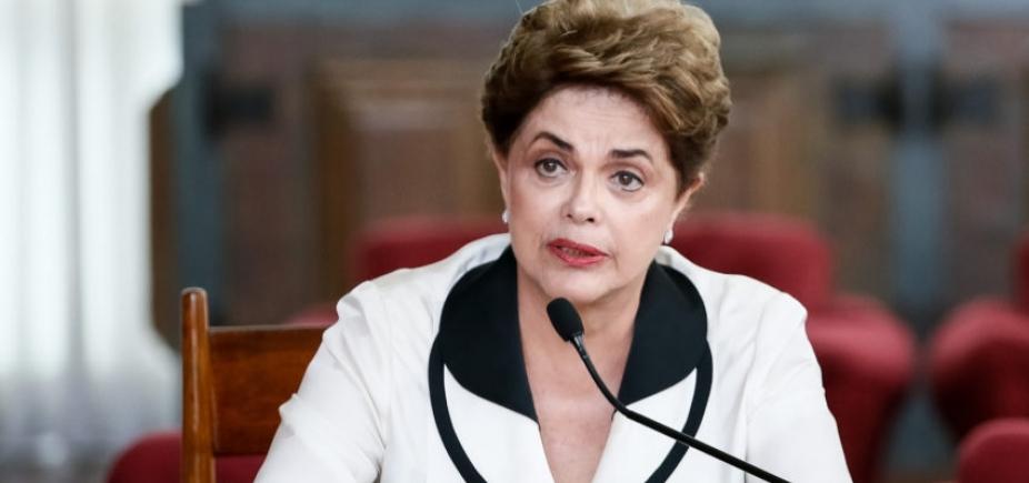 ['Mostra que o povo é capaz de resistir a mais um golpe', diz Dilma sobre greve geral]