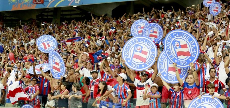 [Bahia anuncia promoção com ingressos a R$ 10 para Ba-Vi decisivo no Nordestão]