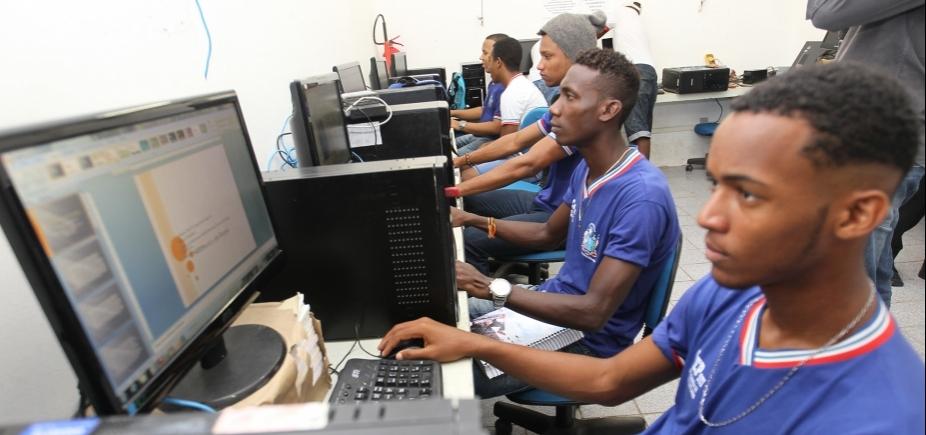 [Bahia registra 39% de aumento na inserção de profissionais no mercado de trabalho]