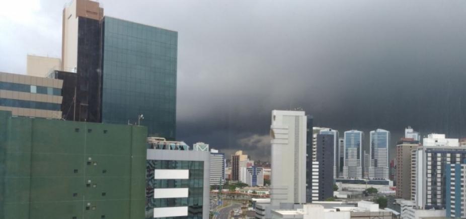 [Tempo fica nublado em Salvador nesta terça-feira; confira previsão ]