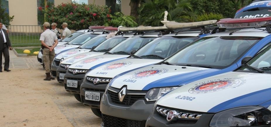 [Autoridades entregam 11 viaturas para reforçar a segurança de Juazeiro e outros municípios]