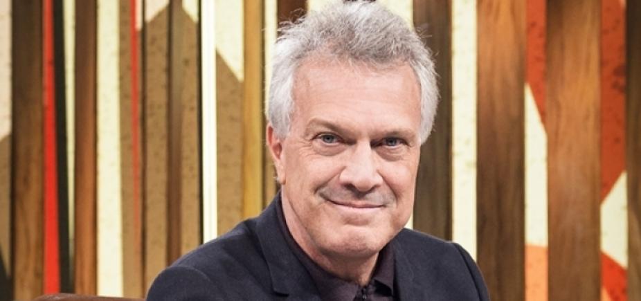 [Pedro Bial fala sobre estreia de talk show: \'Me largaram aqui sem texto\']